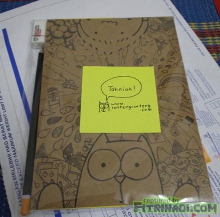 menang hadiah buku contengconteng.com