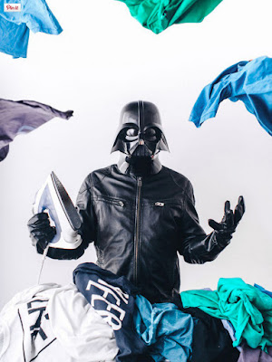 Green Pear Diaries, fotografía, photography, Pawel Kadysz, The Daily Life of Darth Vader, Darth Vader