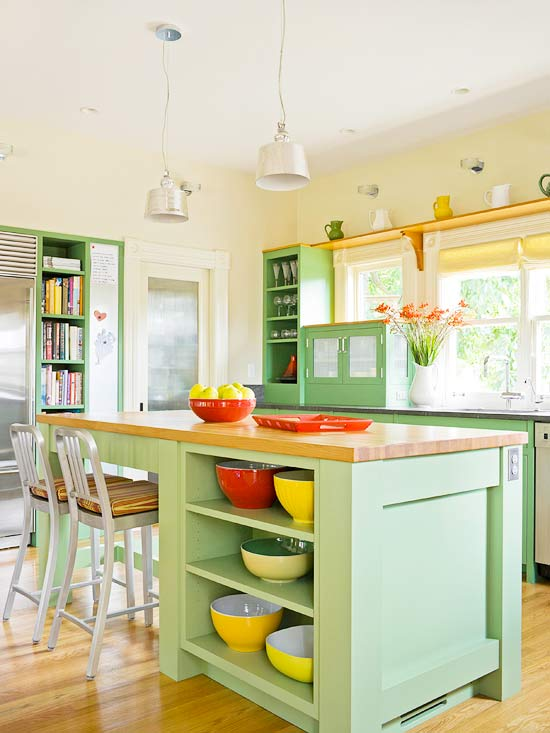 Center Islands For Kitchens