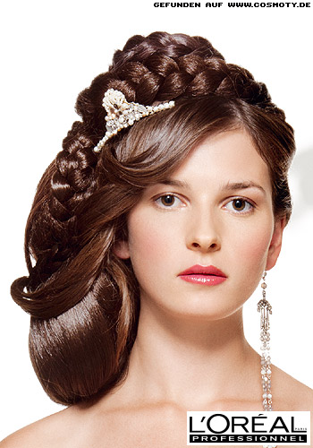 Peinados extravagantes