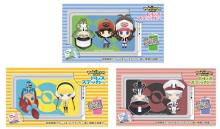 PokemonMate Dress Sticler for IC card Animate