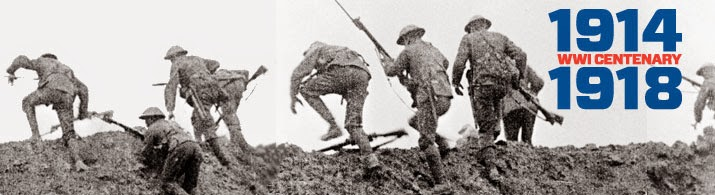 Bytes: Photographs from the Western Front in World War 1, Part 1
