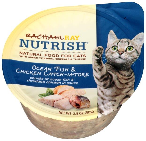 Nutrish Cat Food Makes My Cat Sick