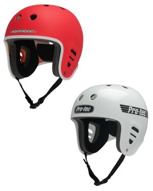 cascos PROTEC fullcut $165.000
