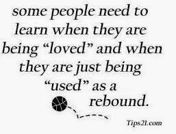 rebound love