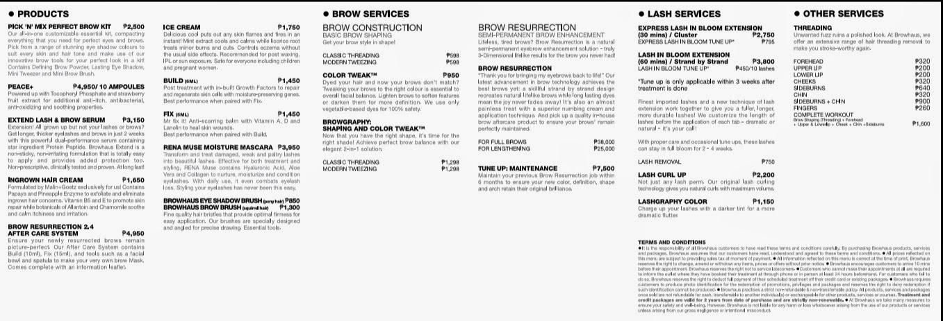 browhaus price