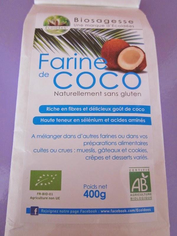 Gâteau Coco Cerise sans gluten