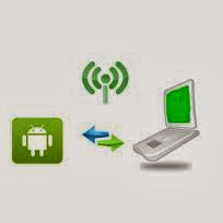 cara menjadikan android sebagai modem