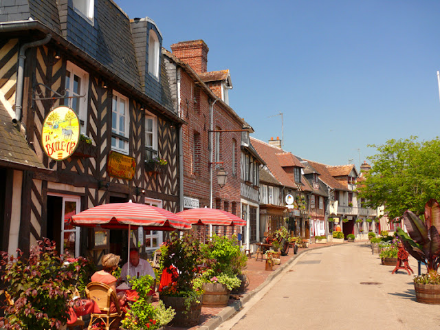 Beuvron-en-Auge - France