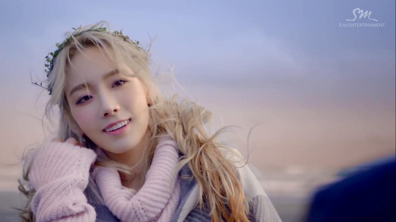 Kpop Makeup Look 1 Snsd Taeyeon I Solo Album Tutorial