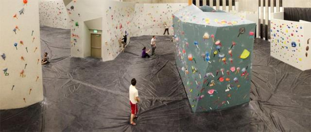 seattle bouldering project Seattle has a couple of pretty good gyms (along with the legendary rei massif),  and soon will have one more: the seattle bouldering project.