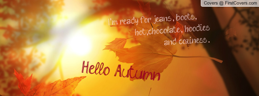 Delia Cretanu: Goodbye Summer, Hello Autumn