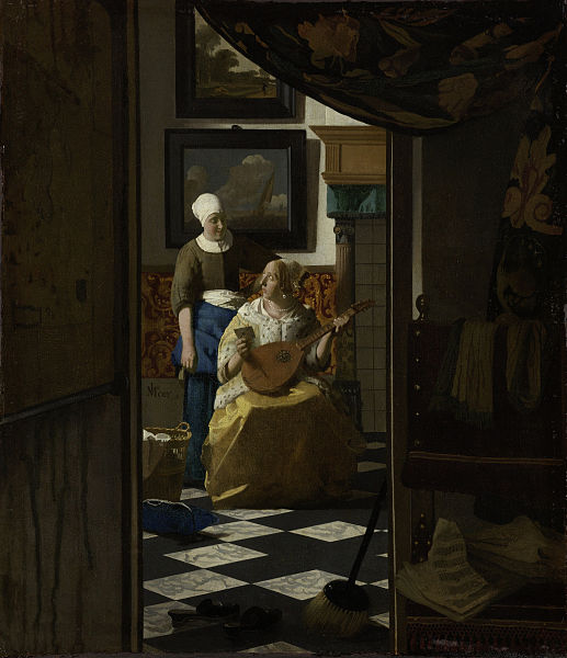 A Painting Within A Painting Hidden Messages In Dutch Art Art