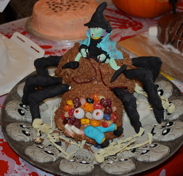 Clandestine Cake Club Bolton - Monster Mash
