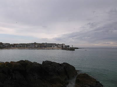 Morning Light - St Ives Harbour