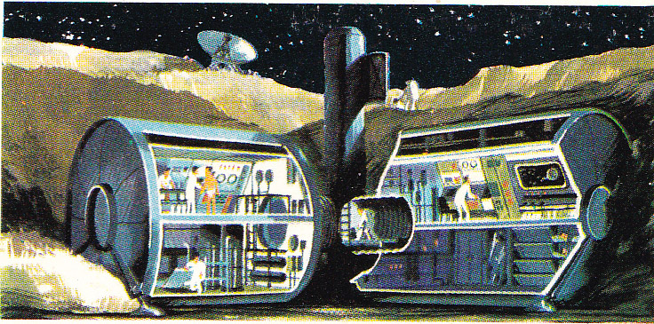 future moon base designs - photo #1