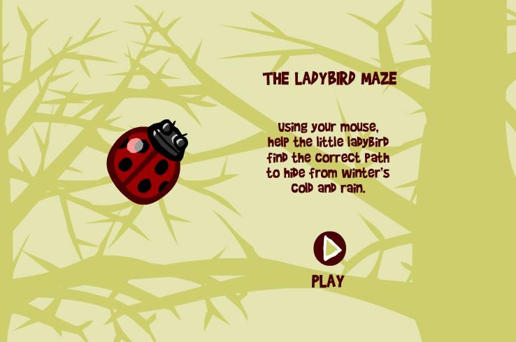 Kids Game : Tree Trunk Maze