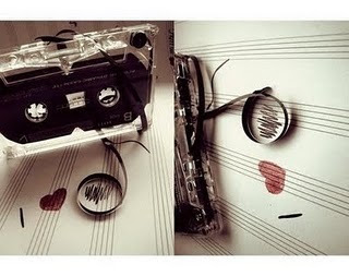 Express your feelings with music.