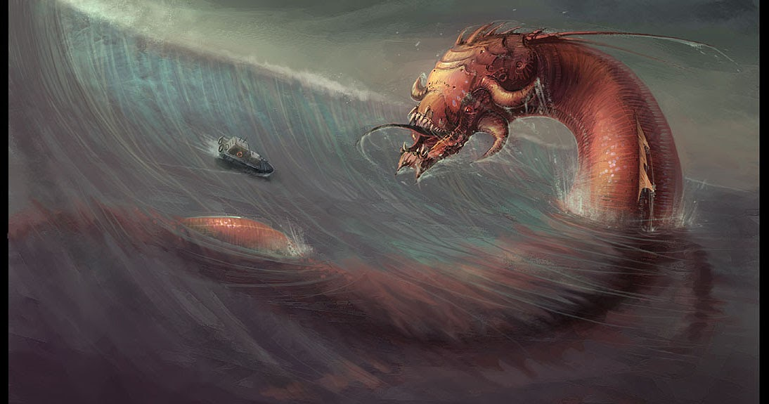 SecondHell: Lewiatan/Leviathan