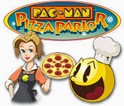 เกมส์ PAC-MAN Pizza Parlor