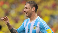Kolombia vs Argentina 0-1 Video Gol & Highlights