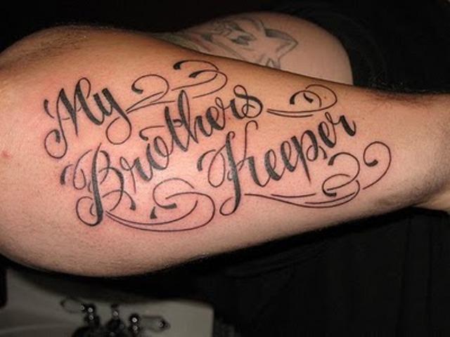 Cursive Tattoo Font Styles