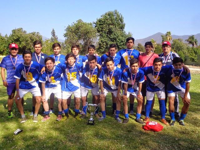 Escuela de Fútbol Atenas categoría 99-00