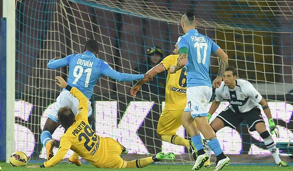 Chuyên gia soi kèo Parma vs Napoli