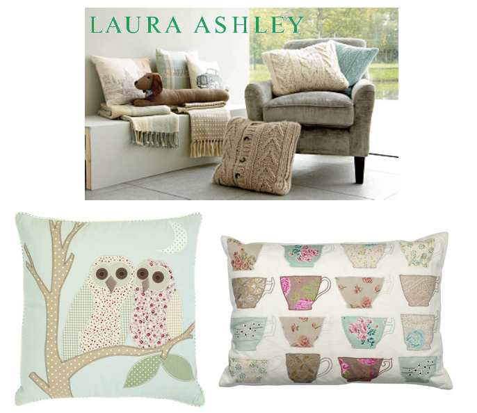 Pyssel Inspiration Textilt Hos Laura Ashley
