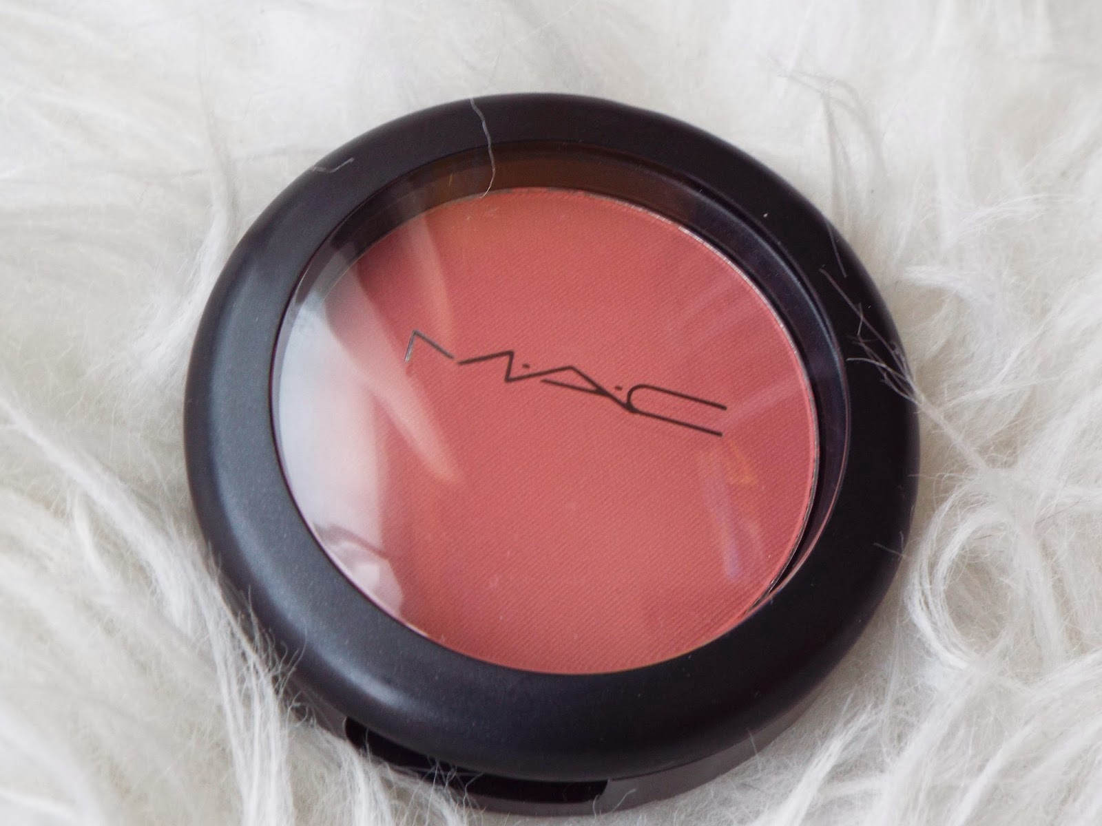 mac sheertone pinch me