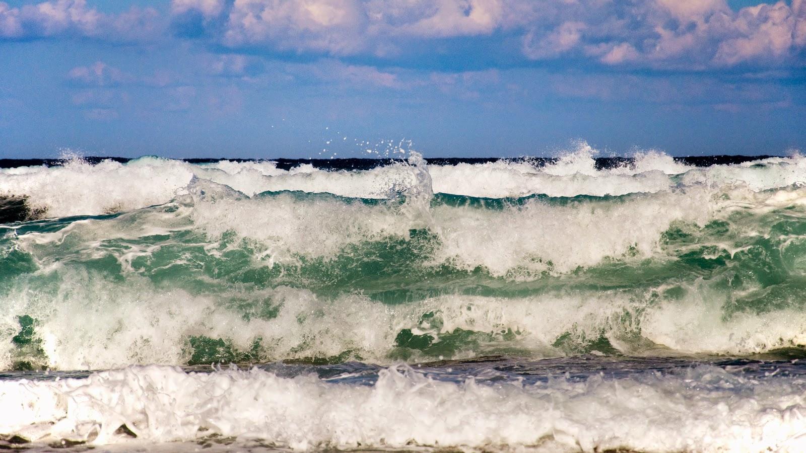 capricious Ionian Sea