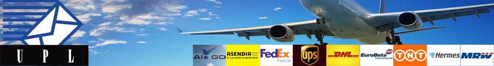 Envíos de Paquetes | Transporte de Paquetería UPL