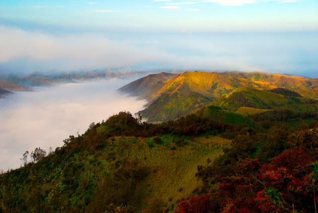 tengger mountain vacation