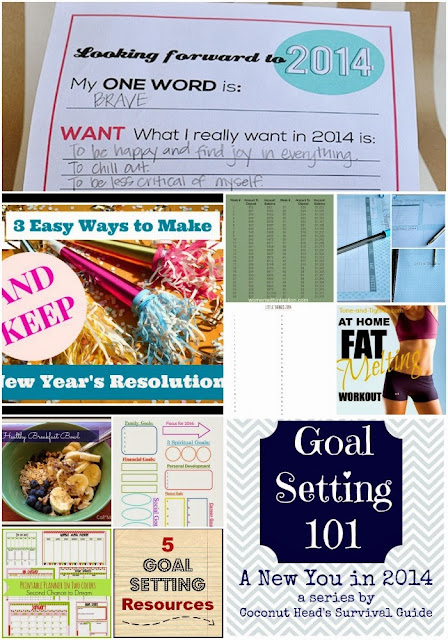 New Years Resources for goal setting, resolutions, & more - Sumo's Sweet Stuff