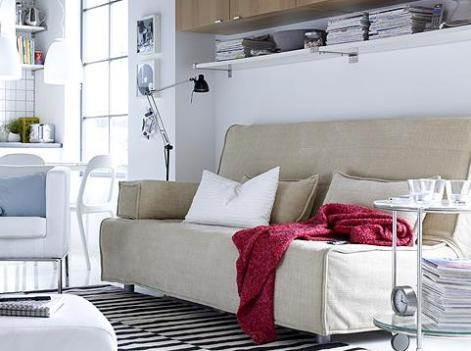 ikea futon sofa bed