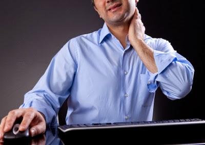 nyakfájás a számítógéptől