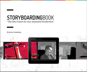 storyboarding book