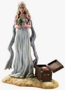 Figura de Daenerys Targaryen, por Dark Horse