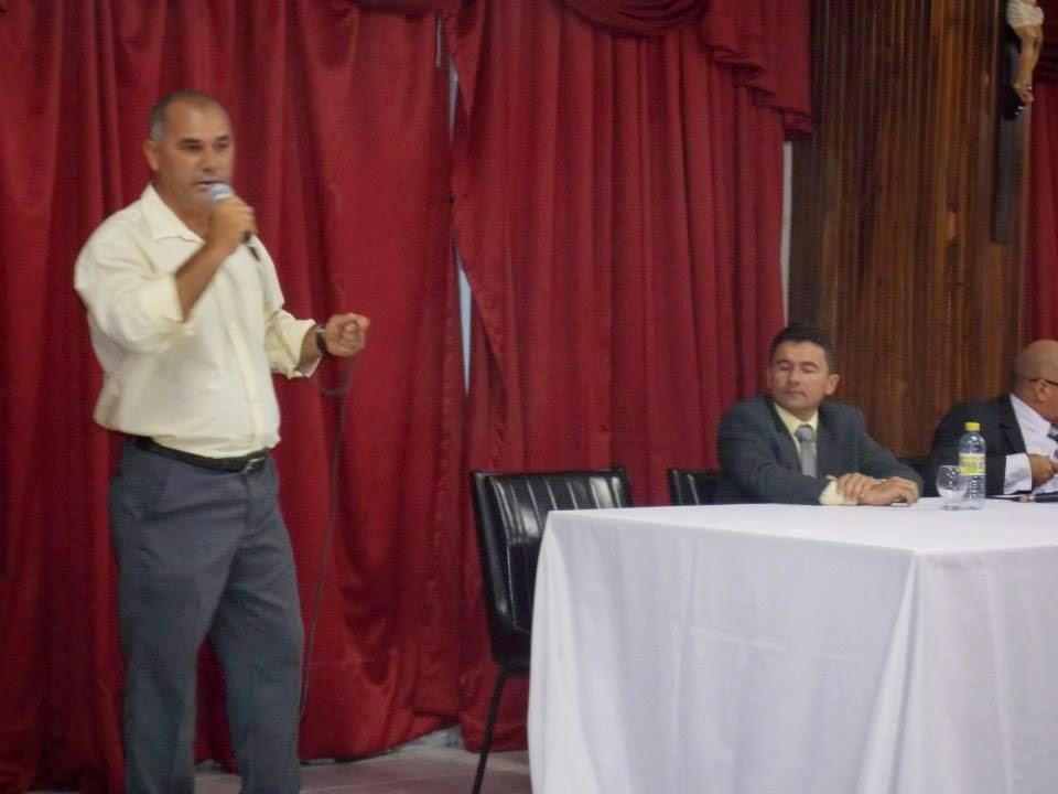 O ST. PM Ricardo da ASPRA participa do 2º FOSEGPE