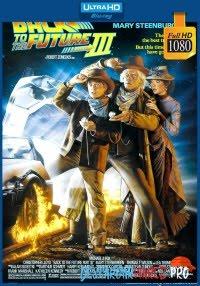 Volver al futuro III (1990) 1080p Latino
