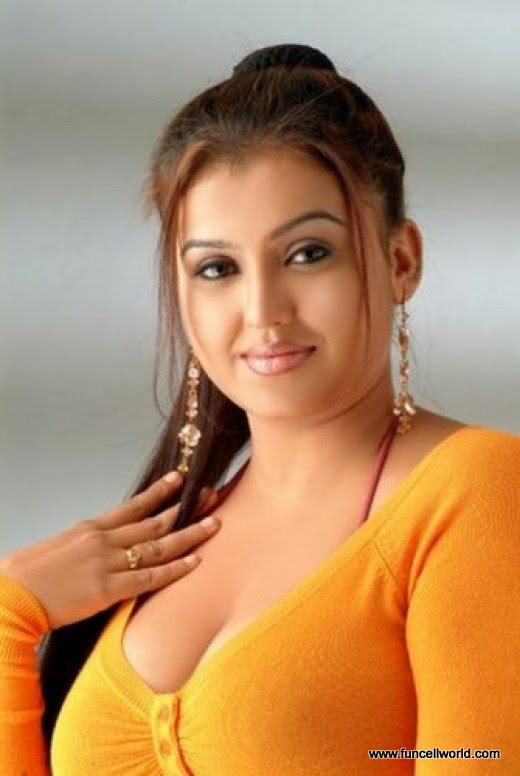 Hot Indian Actress with big breast