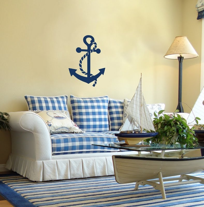 Nautical Themed Home Decor