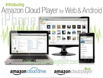 Amazon Cloud Player secretly support iOS devices (iPhone, iPad and iPod)
