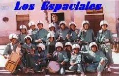 COMPARSA LOS ESPACIALES