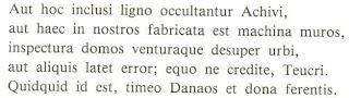 La Eneida, Virgilio
