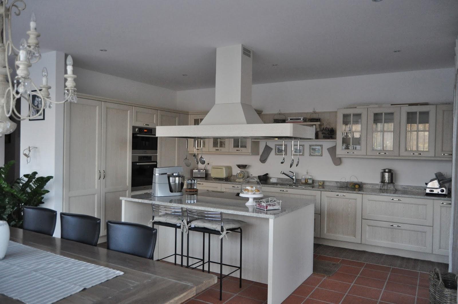 Inspiration Shabby: La cucina e sala da pranzo