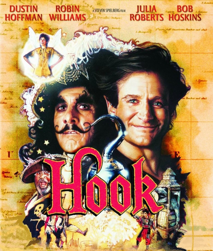 Capitan Uncino (Hook)