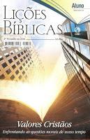 SUBSÍDIOS LIÇÕES BÍBLICAS