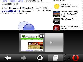 Opera Mini v7.1.1