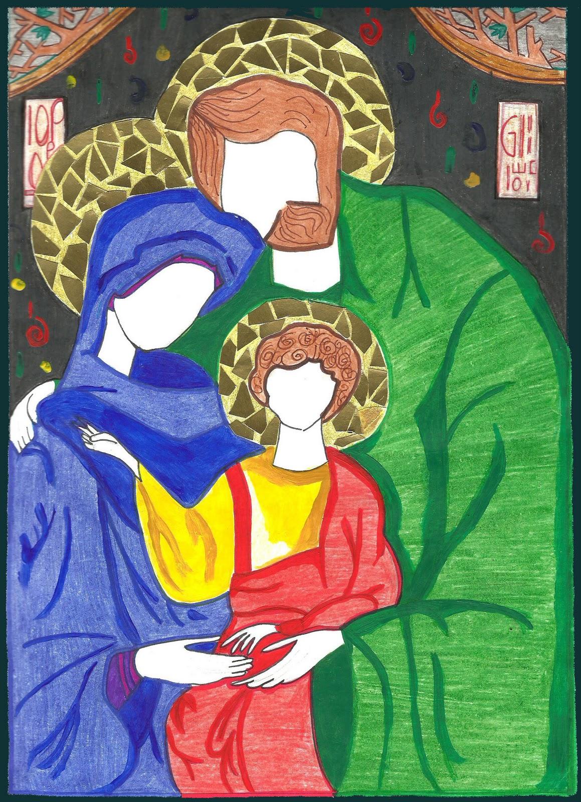 Epv colegio san jos dominicas elena armas ganadora - La mejor tarjeta de navidad ...